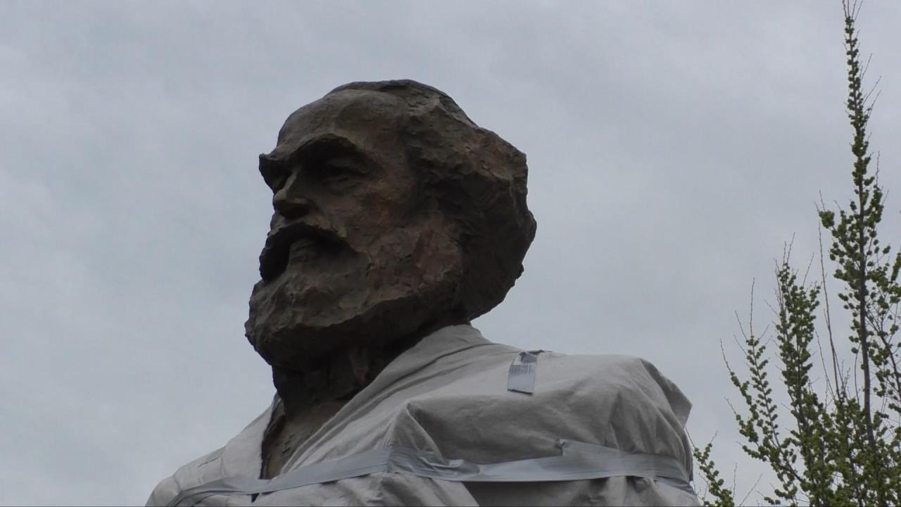 Aktuelle Video-Nachrichten aus aller WeltGroße Karl-Marx-Statue in ...